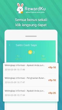 Download Rewardku Bagi Bagi Pulsa Gratis Apk Latest Version App For
