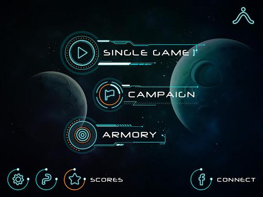 Asteroids Space War
