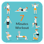 7 Minute Workouts - Fit n Healthy APK icon