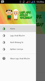 Lagu Anak Muslim Terlengkap Screenshot