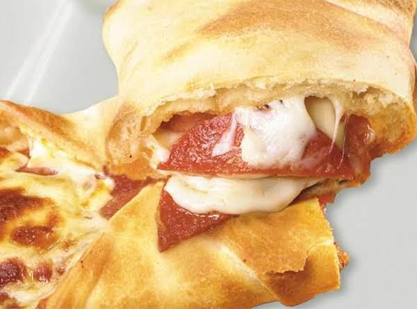Pepperoni Calzones Recipe