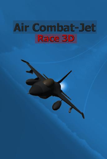 Air Combat-Jet Race 3D