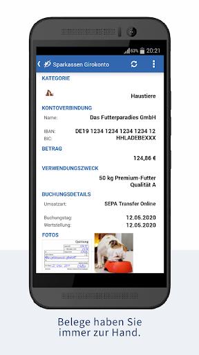 StarMoney - Banking + Kontenübersicht  screenshots 4