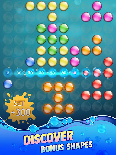 Bubble Explode : Pop and Shoot Bubbles apkpoly screenshots 13