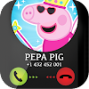 Call pepa from pig prank