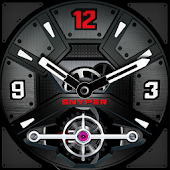 Snyper - F117 Tourbillon Black