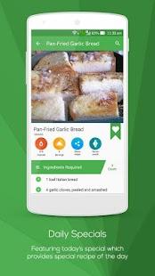 chléb recepty - náhled