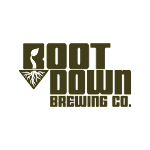 Logo for Root Down Brewing Co
