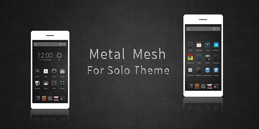 Metal Mesh Theme