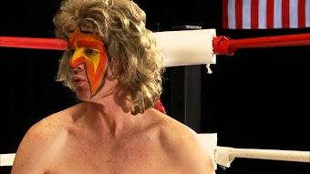 February 15, 2011 - Crying Wrestling Fan