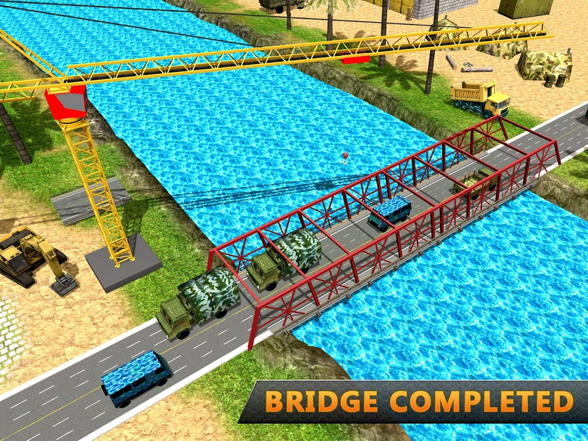 Games & Puzzles - Bridge Builder