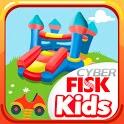 Cyber Fisk Kids Playground XP icon