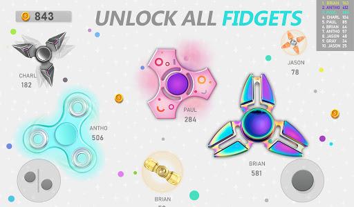 Fidget Spinner .io Game 170.1 screenshots 4