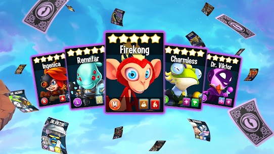 Monster Legends Mod Apk Download For Andoid and Iphone 3