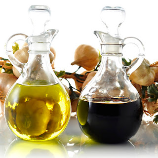 Balsamic Vinegar & Oil Dressing