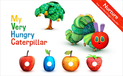 My Very Hungry Caterpillar - From Bug to Butterfly screenshot