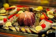 Самые свежие морепродукты