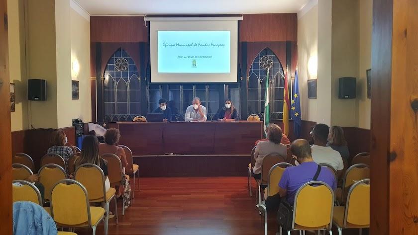 Presentación de la nueva oficina en Cuevas del Almanzora.