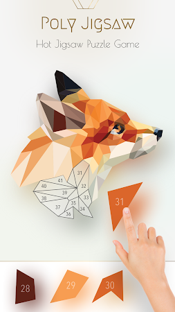 Poly Jigsaw - Low Poly Art Puzzle Games 1.1 screenshot 2093959