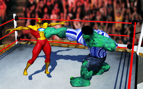 [Download Grand Superheroes Ring Battle for PC] Screenshot 16