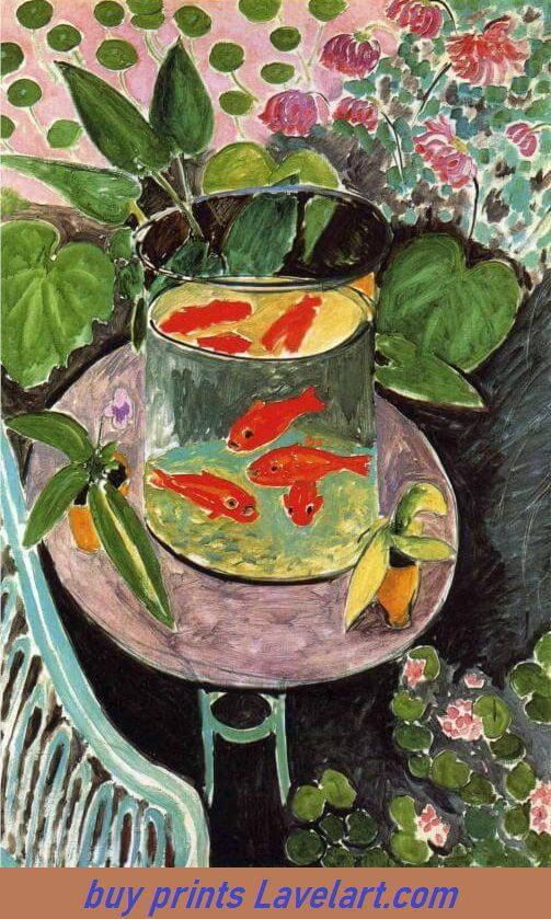 The goldfish painting henri matisse photo image