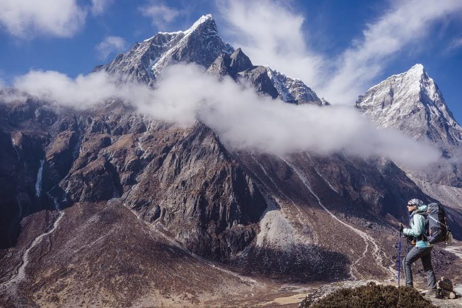 Свежий взгляд на трек к Эвересту (актуальная информация и цены / фото и видео)