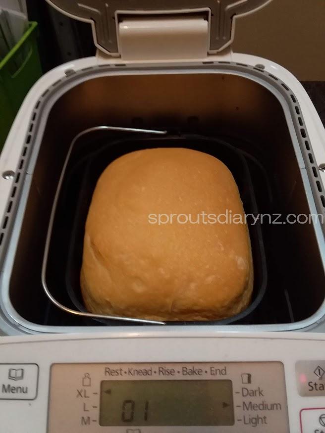 パン焼き立て!