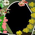 camcorder Photo flower Frames icon