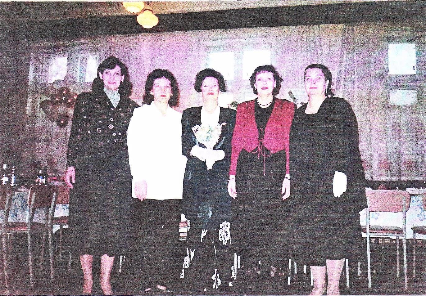 Дочери А.И. и М.Н. Касьяновых