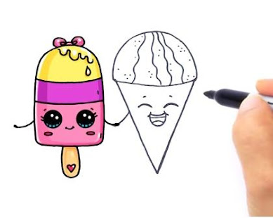 How To Draw Cute Ice Cream Apps On Google Play