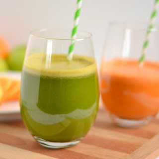 Feel Better Green Juice