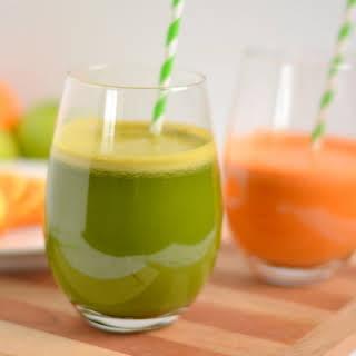 Feel Better Green Juice.
