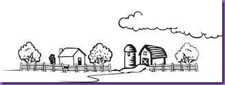 Coloring_Book_Farm_Landscape