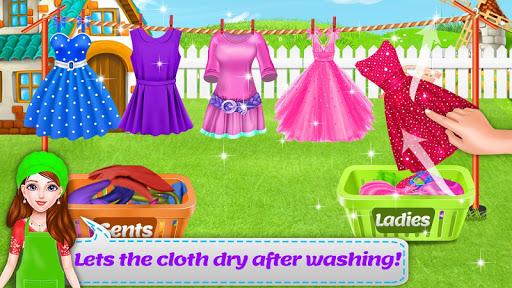 Télécharger Gratuit Spunk Washing Machine-Laundry Care APK MOD (Astuce) screenshots 5