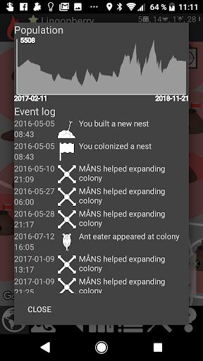 DominAnt - GPS MMO  screenshots 5