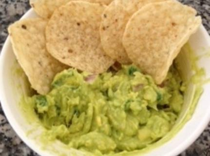 Hawaiian Guacamole Recipe