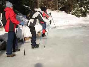 Photo: 04.Niektórzy próbują nawet techniki a la Justyna Kowalczyk. Niestety bez nart to nie wychodzi.