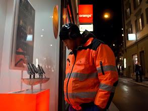 Photo: Orange...  A Christmas Street Tour with +Thomas Leuthard in Luzern...