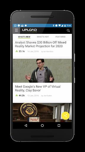 玩免費程式庫與試用程式APP|下載Virtual Reality News VR XL app不用錢|硬是要APP