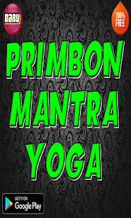 Primbon Mantra Yoga - náhled