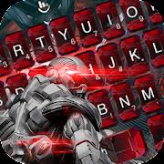 Mechanical Warrior Keyboard Theme
