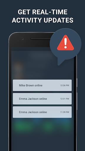 WhatsAgent: Online Notifier and Last Seen History ss3