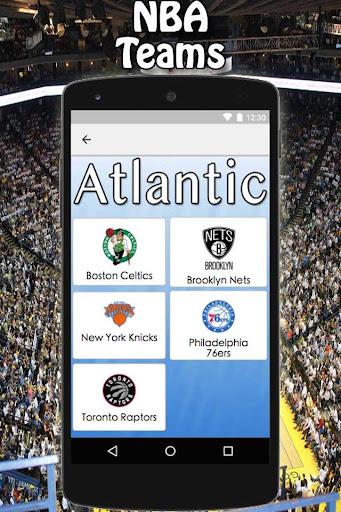 NBA Scores 1.0 screenshots 20