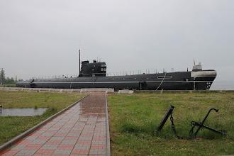 Photo: Вытегра музей подводной лодки