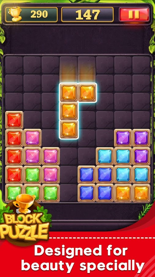 Block Puzzle Jewel- screenshot