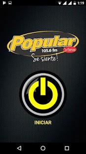 Popular Stereo 105.6 Fm - náhled