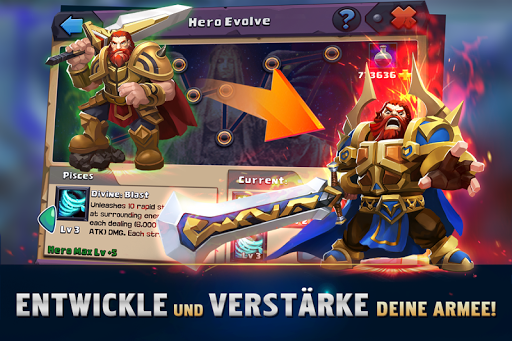 Clash of Lords 2: Ehrenkampf 1.0.220 screenshots 1