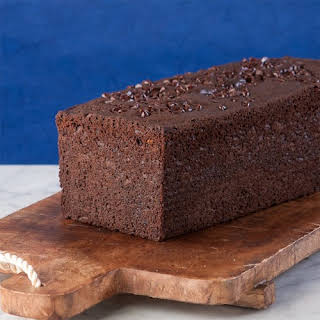 Chocolate Banana Pound Cake.