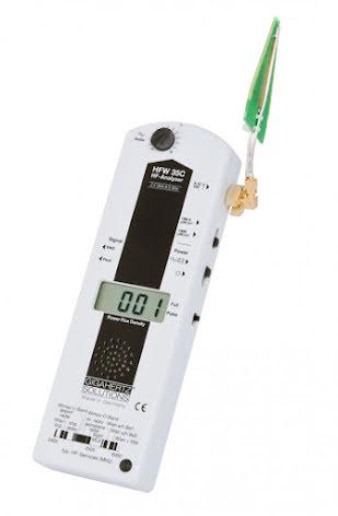 HFW35C Mikrovågsmätare