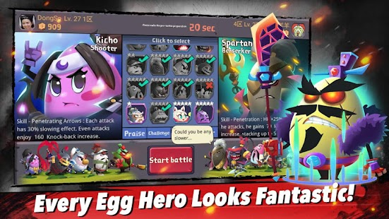Egg Heroes Legend Screenshot
